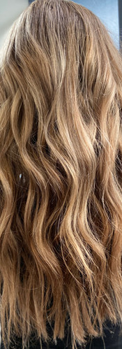 Blonding Service at Colors Beauty and We