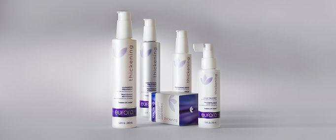 Eufora Thick Hair Care Product Collectio