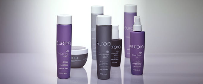 Eufora Beautifying Elixirs  Hair Care Pr