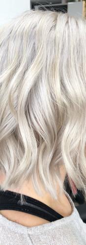Stunning Blonde Bob created by Winnipeg