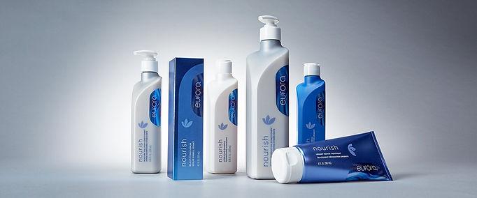 Eufora Nourish Hair Care Product Collect