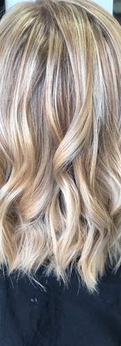 California Blonde Color created by Winni