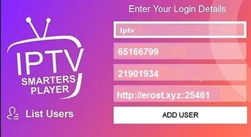 instalação iptv smarters player