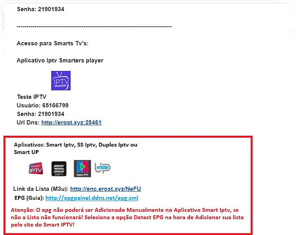 email recibido smartiptv ssiptv ErosTV.j