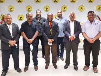 Parliamentary Coalition Against Gender Based Violence launched in Port Moresby