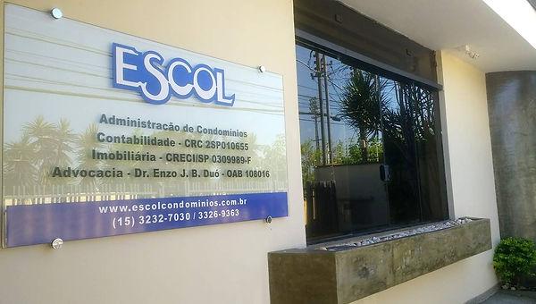 Sede da Escol em Sorocaba-SP