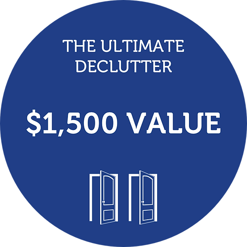 The Ultimate Declutter