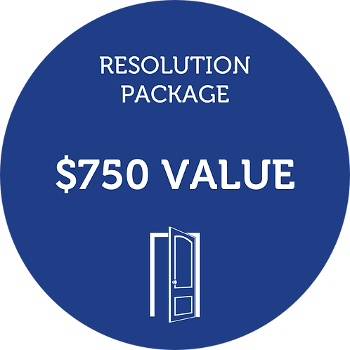 Resolution Package