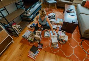 Tori Cohen, Tori the Organizer, NYC organizer, professional organizer, Decluttering