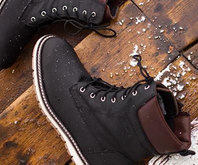 L'entretien de vos bottes d'hiver