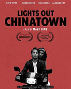 David Huynh in Lights Out Chinatown
