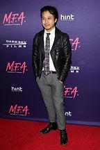 David Huynh M.F.A. Premiere West Hollywood