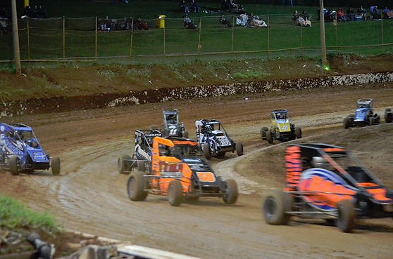 Midget Speedcar Racing