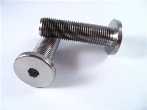 "Button Combo Arm Bolt, 1/2""-20"