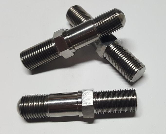 """Shock/ Radius Rod One Nut Stud 7/8"""" thread"""
