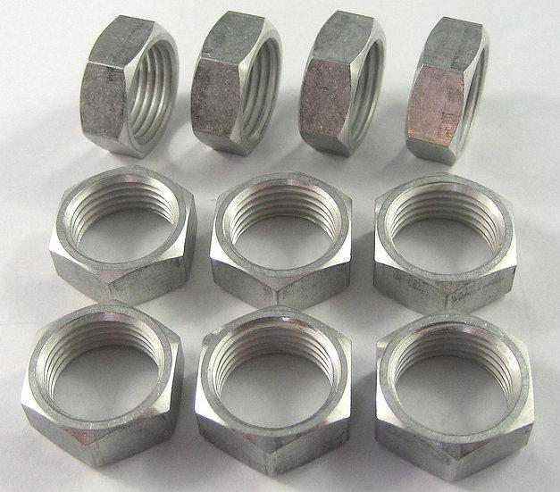 """Aluminium 5/8"""" Jam Nut"""
