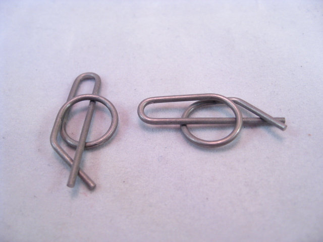 Rue Clips for Clevis Pins