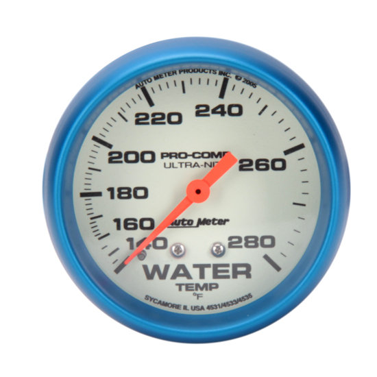 Autometer 4531 Water Temp