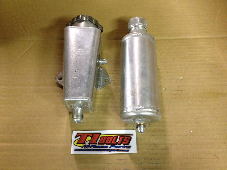 Power Steer Reservoir & Diff filler can