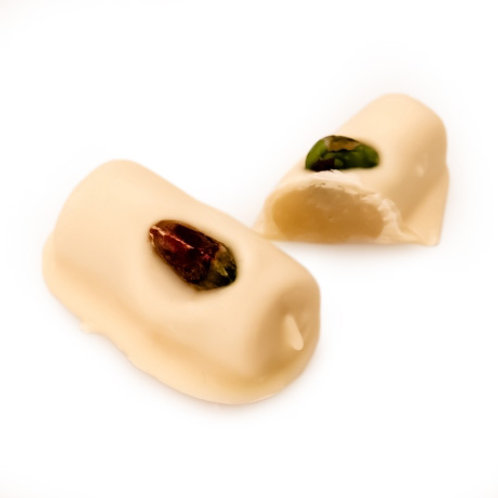 White Chocolate Pistachio Marzipan