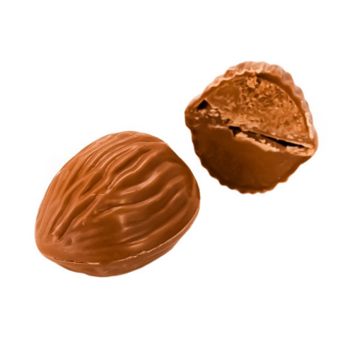 Milk Chocolate Walnut Truffle