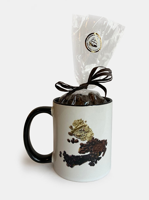 Isle of Mull Mug & Drinking Chocolate 100g