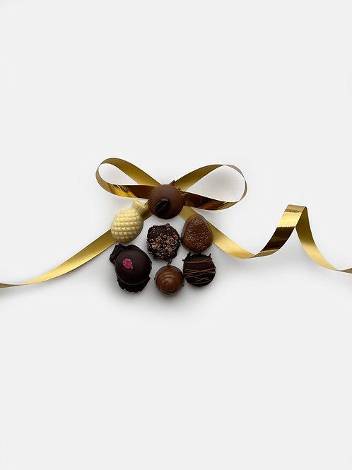 Cream Chocolate Stocking Filler 100g