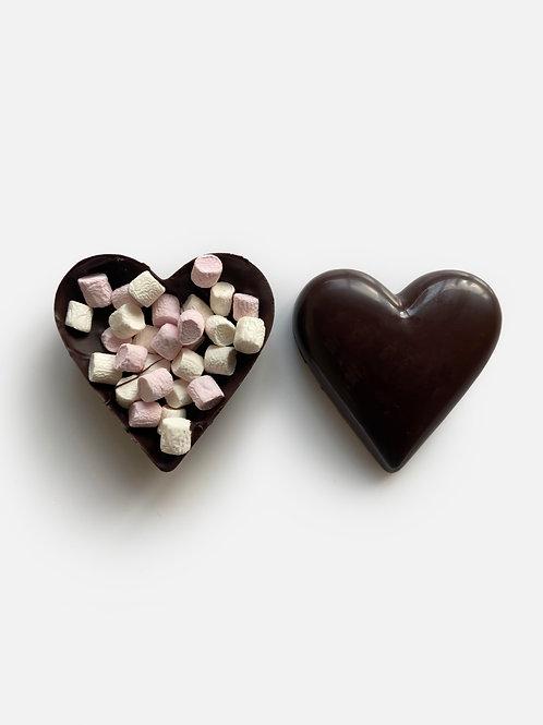 Marshmallow Heart