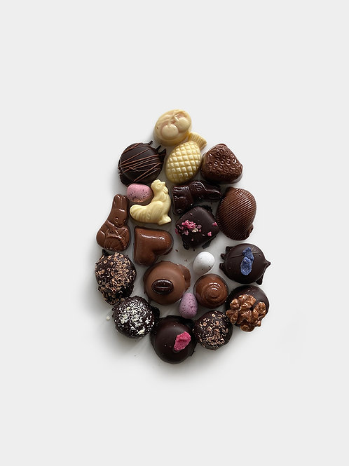 Easter Chocolate & Truffle Selection 250g