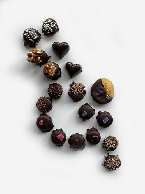 Dark Chocolate Selection 250g