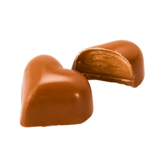 Milk Chocolate Praline Heart