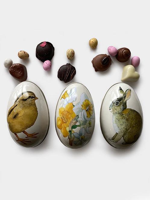 Easter Egg Tin 100g