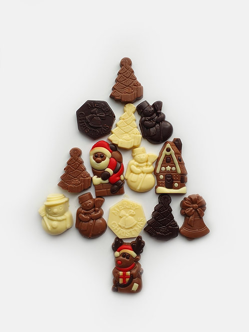 Christmas Chocolate Stocking Filler 100g