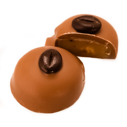 Milk Chocolate Coffee Cream