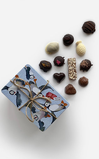 Puffin Chocolate Selection 200g
