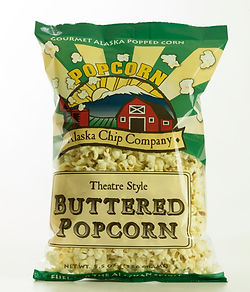 Bag of Buttered Popcorn