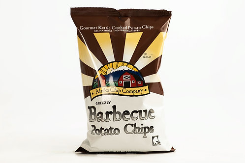 Large Case - Grizzly Chips - Barbecue