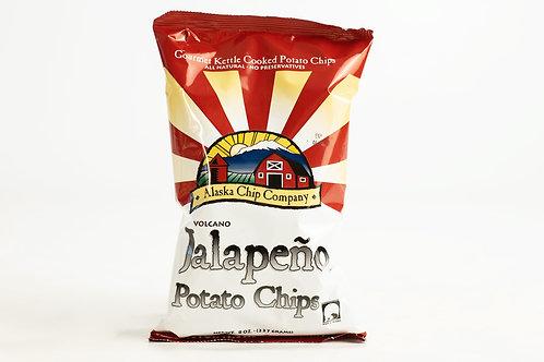 Large Case - Volcano Chips - Jalapeno
