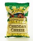 Bag of Cheddar Cheese Popcorn