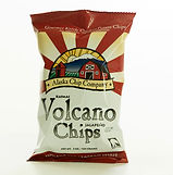 Bag of Volcano Chips - Jalapeno Flavored