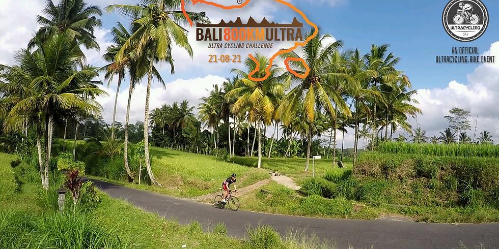 Bali 800km Ultra Cycling Challenge  2021