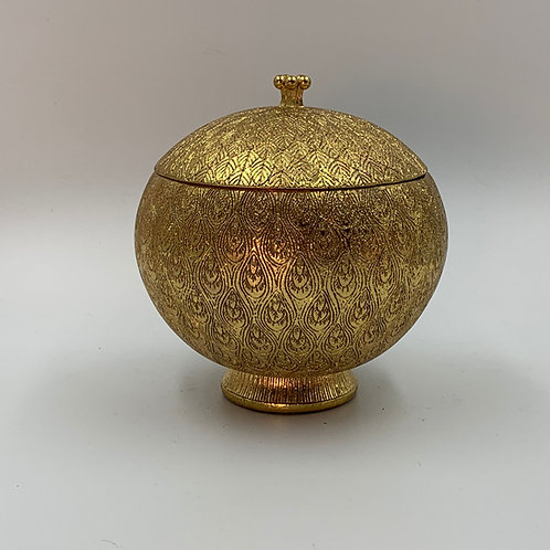Gold Storage Pot