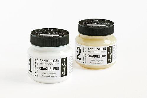 Annie Sloan's unique Craqueleur