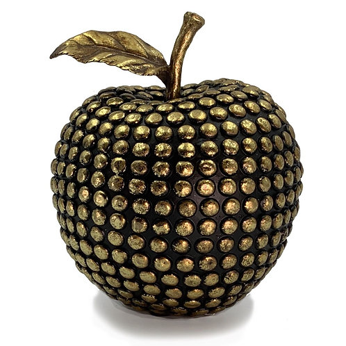 Gold Studded Apple