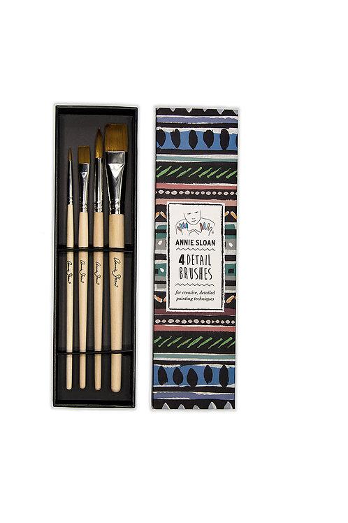 Annie Sloan's Detail Brush Set