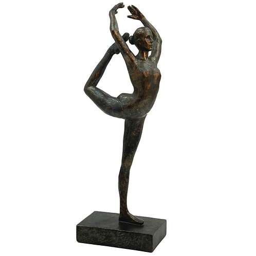 Ballerina Oval Sculpture
