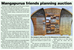 "Ruapehu Bulletin Article ""Mangapurua friends planning auction"""