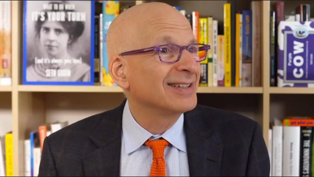 The legend that is Seth Godin