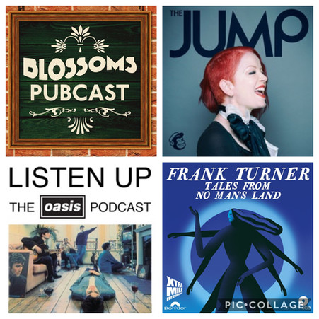 Banging The Drum For Music Podcasts