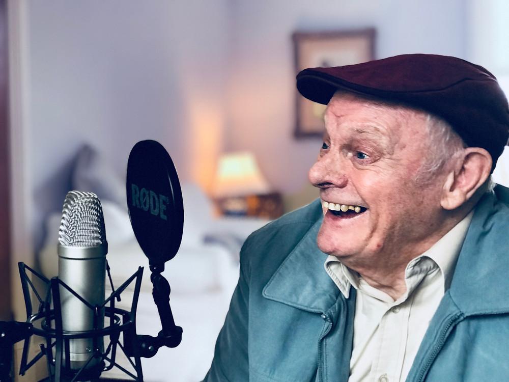 Storyteller Penn from The Secrets of Storytelling Podcast